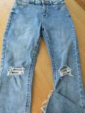 Ladies High Waist New Look Jeans size 10 Petite