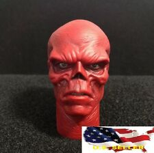 1/6 Red Skull Head Sculpt Hugo Weaving for Captain America Hot Toys ❶US seller❶