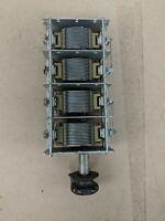 Variable air capacitor 12-5 259008
