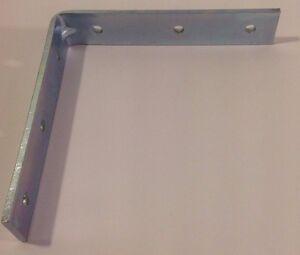 5 x 5 Angle L Bracket Iron  Brace Corner Joint  Metal Install Shelf Hardware