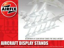 Airfix Assortment of Clear Display Stands for Single Aircraft