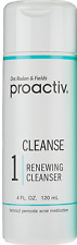 Proactiv 4oz Renewing Cleanser 60 day Proactive Solution