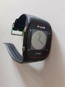 Polar M430 Laufuhr mit GPS + opt. Pulsmessung schwarz, Sportuhr, Pulsuhr, Herz