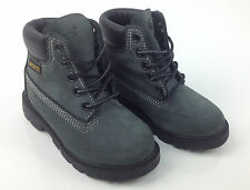 Mountain Gear Boys' Sparton Boots, Gray, Size US 8.5 E EUR 24