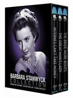 Barbara Stanwyck Collection [New Blu-ray] 3 Pack