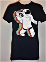 Girls soft FUNKALICIOUS Astronaut THREADLESS T-shirt