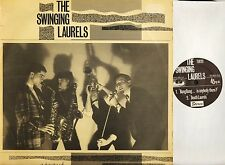 "THE SWINGING LAURELS a taste of TUX 20 4 track ep uk dining out 1982 12"" EX/VG"