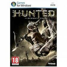 Hunted The Demon S Forge PC DVD Game Fighting Fantasy Battle 15