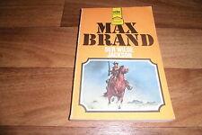 Max Brand -- der WILDE JACKSON // Heyne Western Classics Taschenbuch 1975