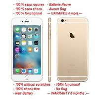Smartphone Apple iPhone 6 - 128 Go - Or