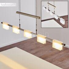 Lampe à suspension LED Lampe pendante Lustre Plafonnier Lampe de corridor Métal