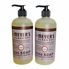 Mrs. Meyer's Clean Day Hand Soap 2-Pack Lavender Scent w/Olive Oil & Aloe Vera