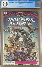 Dark Nights Death Metal: The Multiverse Who Laughs #1 CGC 9.8