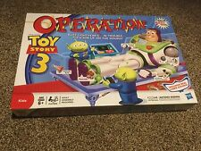 Pre Owned Toy Story 3 Operation.  Complete.  Hasbro.