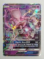 Mewtwo GX SM196 JUMBO! - Detective Pikachu PROMO - Pokemon TCG Card