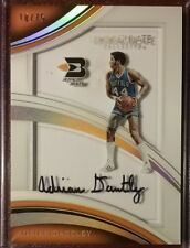 2016-17 Immaculate Collection Shadowbox Signatures ADRIAN DANTLEY Autograph /75