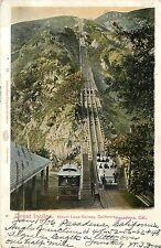 1901-1907 Postcard; Great Incline Mount Lowe Railway San Gabriel Mts CA Posted
