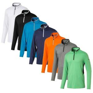 NEW Men's Puma 2019 Rotation 1/4 Zip Golf Pullover Shirt - Choose Size & Color