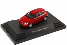 1:87 MERCEDES-BENZ A-CLASS 2012 W176 Jupiter Red Red - Dealer Edition Herpa