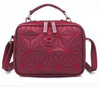 Adidas Issey Miyake RED Sling Bag Bao Bao Design