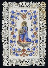 santino merlettato-holycard-canivet S.VERONICA dopter