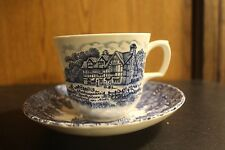 Shakespeare's Country Royal Essex Cup and Saucer
