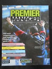! nuevo! Premier Manager para Arquímedes