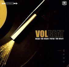VOLBEAT - ROCK THE REBEL/METAL THE DEVIL  VINYL LP NEW!