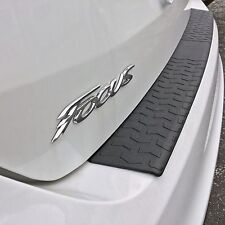REAR BUMPER Protective Guard Molding For: FORD FOCUS 2012-2017
