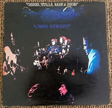 CROSBY, STILL, NASH & YOUNG - 4 WAY STREET 2x LPs JAPAN LP P-5009A