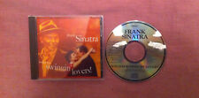 SONGS FOR SWINGIN' LOVERS - SINATRA FRANK (CD). MADE IN UK 1987.