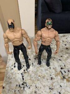 WWE Mattel Elite Legend Road Warriors Animal Hawk LOD Figures *See Description