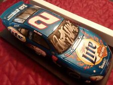 Signed Rusty Wallace #2  2000 Ford Taurus (ACTION) 1/24 scale NASCAR Die Cast.