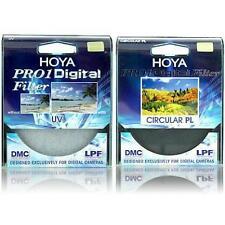 Hoya 82mm Pro1 Digital Circular Polarising CPL C-PL CIR-PL & UV Lens Filter Kit