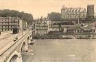 CPA 64 PAU le pont de jurancon et le chateau