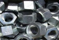 """MIXED PACK X 100 No. UNF HEX NUTS. 3/16"""", 1/4"""", 5/16"""" & 3/8"""" X 25 No Each"""
