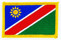 NAMIBIA NAMIBIAN FLAG PATCHES backpack  PATCH BADGE IRON ON NEW EMBROIDERED