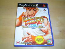 HYPER STREET FIGHTER 2 PLAYSTATION 2 PS2 *BRAND  NEW*