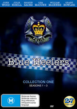 Blue Heelers: Collection 1  - DVD - NEW Region 4