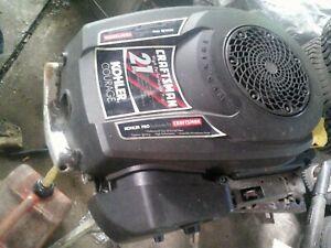 21 HP Engine  Kohler Courage 21 Hp Engine COMPLETE OEM