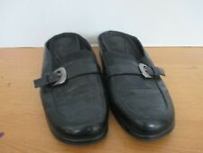 Navy Blue SLIP ON Square Toe MARLEY SHOES~Women's 8M