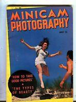 Minicam Photography Magazine August 1940 Naval War GD 051717nonjhe