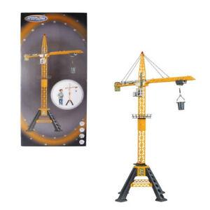 RC Kran ferngesteuert Fernlenk Mega Kran 128cm Speedzone Turmkran Baukran Kinder