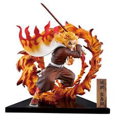 More details for uk rengoku kyoujurou demon slayer dawn ichiban kuji figure last prize japan new