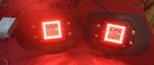 LED Chasing Halo Light Pods & Mount Kit Polaris Sportsman 1000 850 RZR 800 900