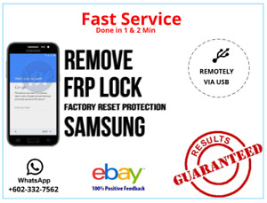 Google account FRP unlock for Samsung galaxy ALL MODELS