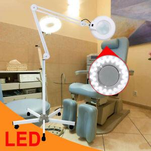8 Dioptrien Lupenlampe Arbeitsleuchte Kosmetiksalons LEDLampe Licht Lupenleuchte