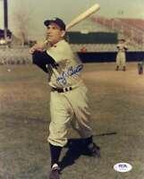 Yogi Berra Psa Dna Coa Yankees Signed 8x10 Photo Autograph