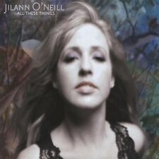 All These Things - Jilann O'Neill - Import - CD NEUF sous blister.
