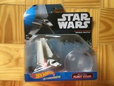 Imperial Shuttle Star Wars Starships Hot Wheels New in package